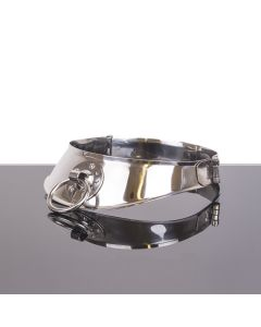 Locking Collar with Ring 12cm