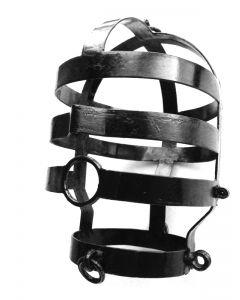 Head Cage Black