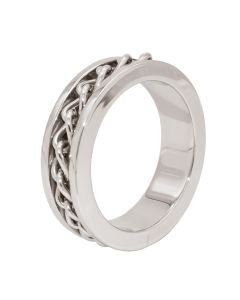 Chain Link Cockring - 55 mm