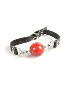 Bit Ball Gag - Red