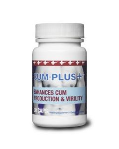 Cum Plus (30 caps) WEST