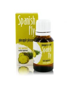 SpanishDrops Pineapple Pleasure 15ml WEST EU