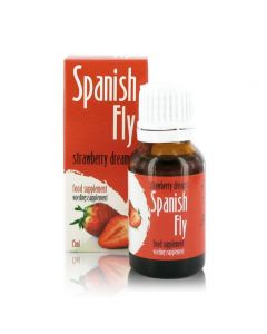 SpanishDrops Strawberry Dreams 15ml WEST EU