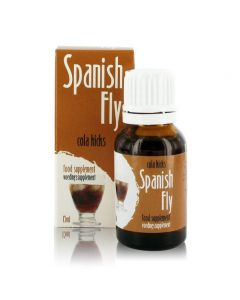 SpanishDrops Cola Kicks 15ml WEST EU