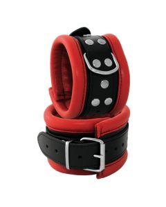Anklecuffs 6,5 cm - Red