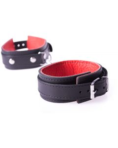 Handcuffs Basic - Red