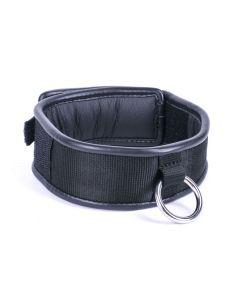 Kiotos Deluxe - Collar Single Ring - Black