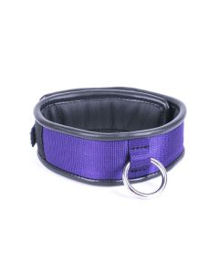 Kiotos Deluxe - Collar Single Ring - Purple
