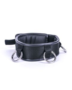 Kiotos Deluxe - Collar Triple Ring - Black