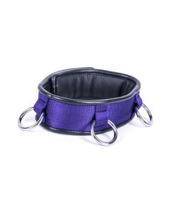 Kiotos Deluxe - Collar Triple Ring - Purple