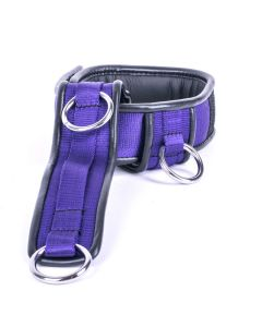 Kiotos Deluxe - Collar Triple Down - Purple
