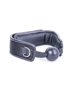 Kiotos Deluxe - Ball Gag - Black