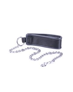 Kiotos Deluxe - Chain Lead Wide - Black