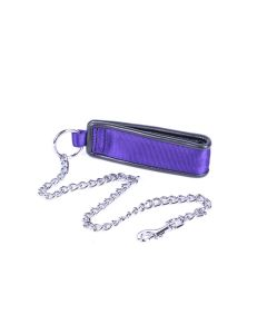 Kiotos Deluxe - Chain Lead Wide - Purple