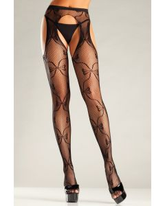 DISCONTINUED Pantyhose BW669B