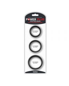 Power Plus Soft Silicone Pro Ring