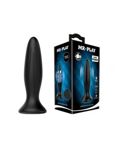 Mr. Play Vibrating Anal Plug Special