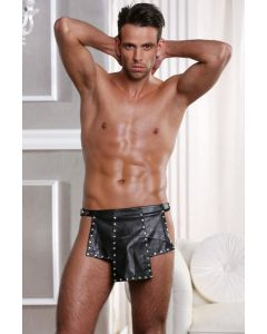 Men's Leather kilt & thong