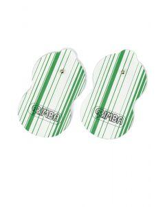Electro Adhesive Pads, Uni polar (2 pieces)